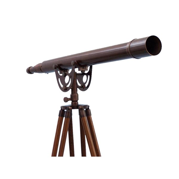 Violette Master Refracting Telescope by Longshore Tides