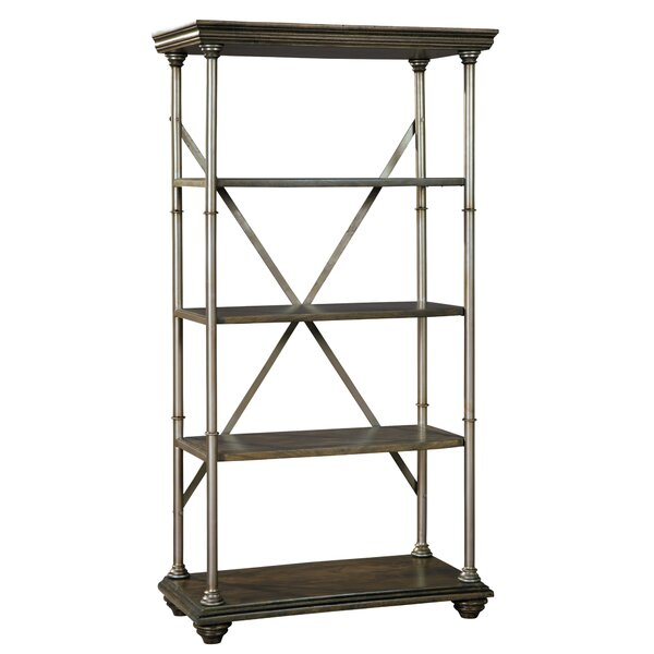 Alpheus Etagere Bookcase by Alcott Hill