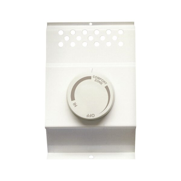 Cadet Heating And Cooling Dial Double Pole Thermostat By White Rodgers