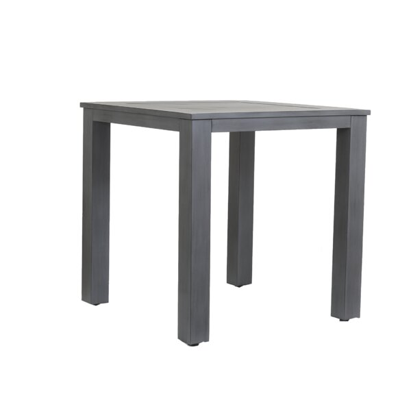 Redondo Aluminum Bar Table by Sunset West