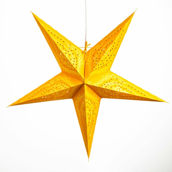 Bandana Paper Star Light by Hometown Evolution, Inc.