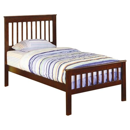 Perry Twin Slat Bed by Wildon Home ®