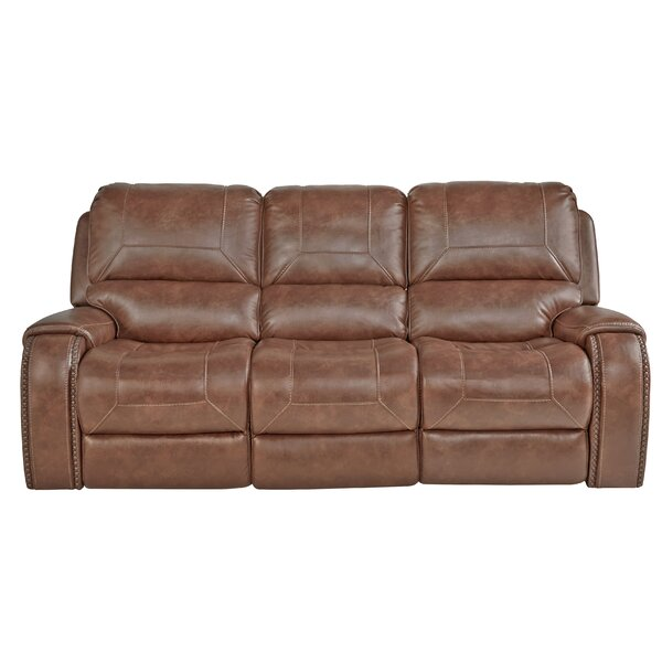 Skyview Reclining Sofa by Winston Porter