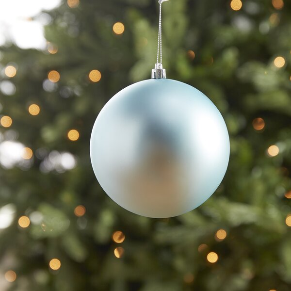 Ball Assorted Ornament (Set of 4) by The Holiday Aisle