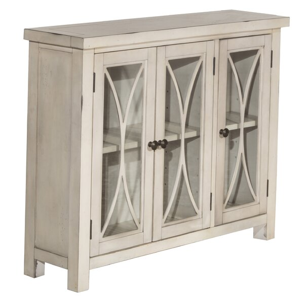 Chatham Square 3 Door Accent Cabinet by Charlton Home