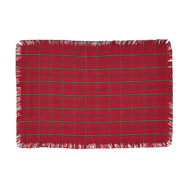 Jasper Woven Placemat (Set of 6) by The Holiday Aisle