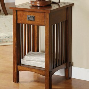 Villaltencia Corner End Table