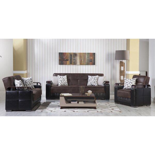 Ekol Configurable Living Room Set by Orren Ellis