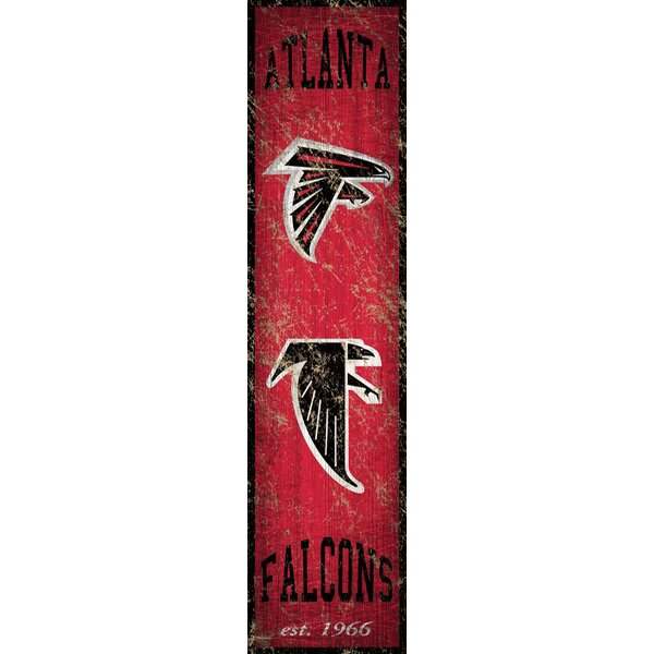 NFL Heritage Banner Sign Wall Décor by Fan Creati