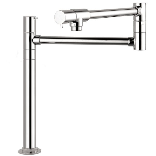 Talis S Single Handle Deck Mounted Pot-Filler by Hansgrohe