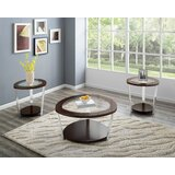 Malakoff 3 Piece Coffee Table Set by Orren Ellis