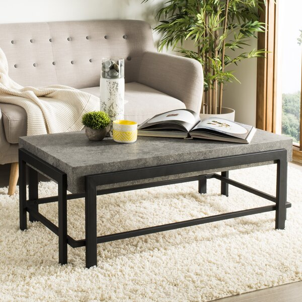 Damm Coffee Table by Ivy Bronx
