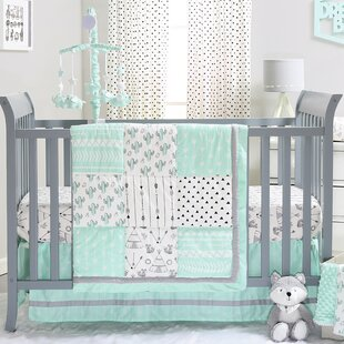 Look for Southwest 6 Piece Crib Bedding Set By The Peanut Shell