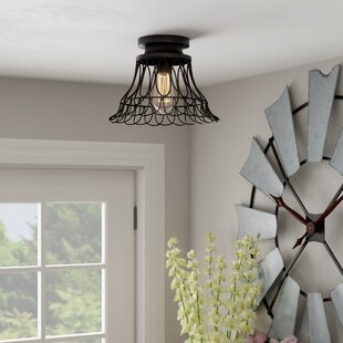 Black Kitchen Light Fixtures | Wayfair