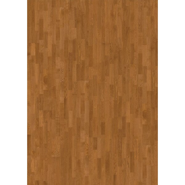 Avanti 7-7/8 Engineered Oak Hardwood Flooring in Carmel by Kahrs