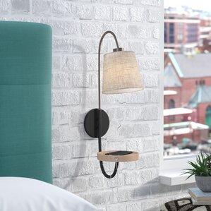 Plug-In Wall Sconces You\'ll Love | Wayfair