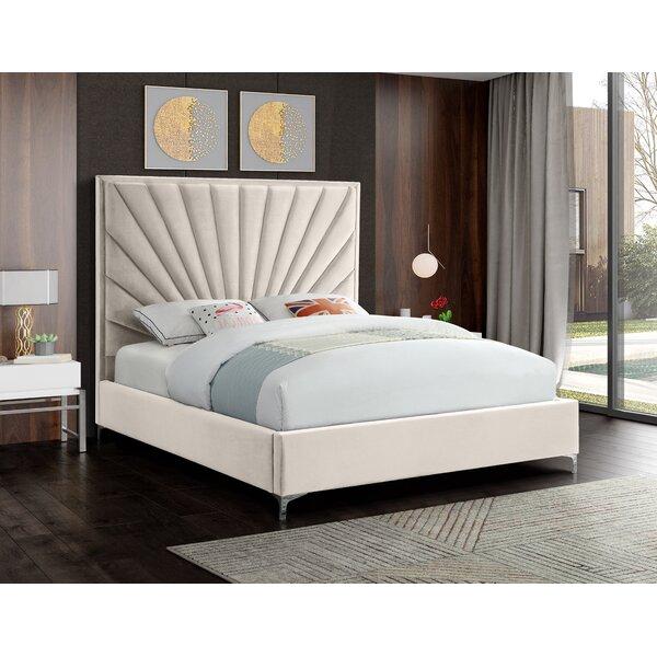 Manila Upholstered Platform Bed by Mercer41