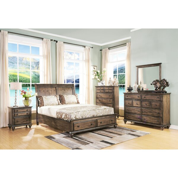 Van Buren Platform Configurable Bedroom Set by Greyleigh