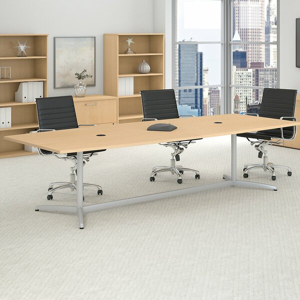 Eden 60000 Series Boat Shaped Conference Table by Bush Business Furniture