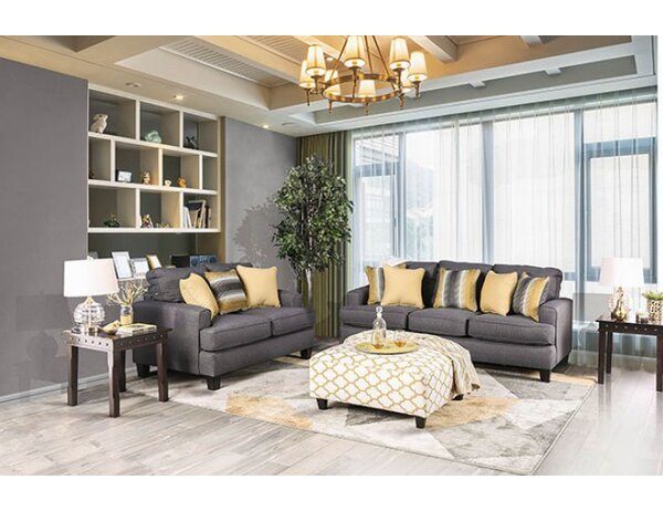 Dizenzo Configurable Living Room Set by Red Barrel Studio