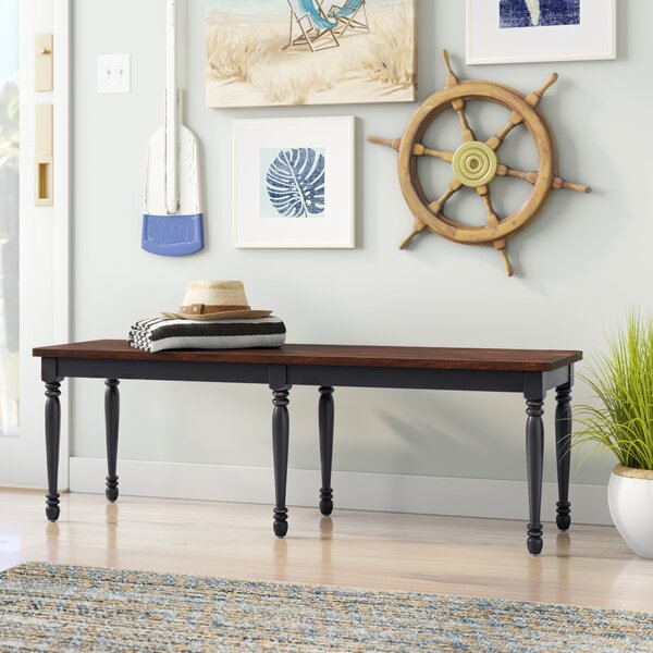 Reynolds Bench by Beachcrest Home