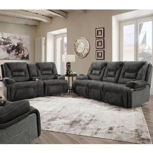 Annick Reclining Configurable Living Room Set by Red Barrel Studio®