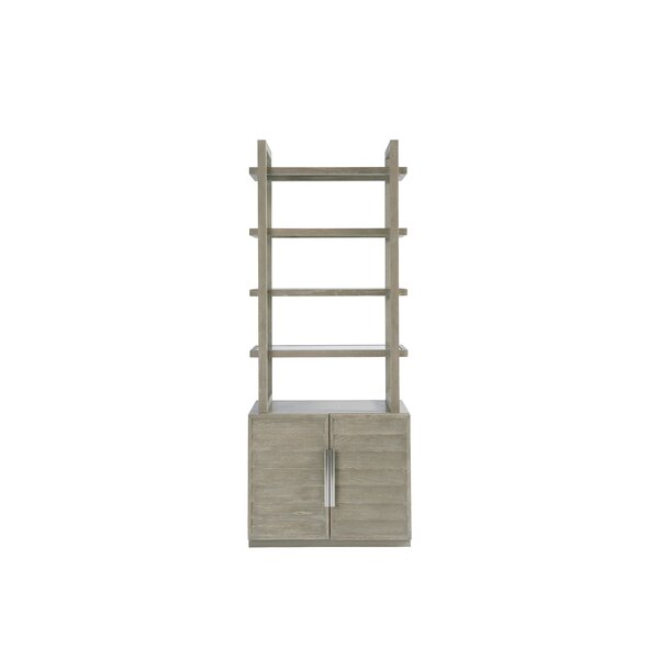 Rimini Etagere Bookcase by Gracie Oaks