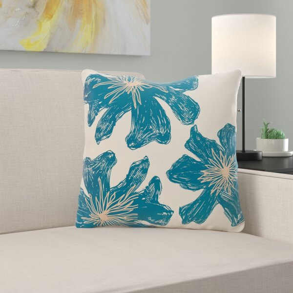 Kyd Outdoor Throw Pillow by Zipcode Design