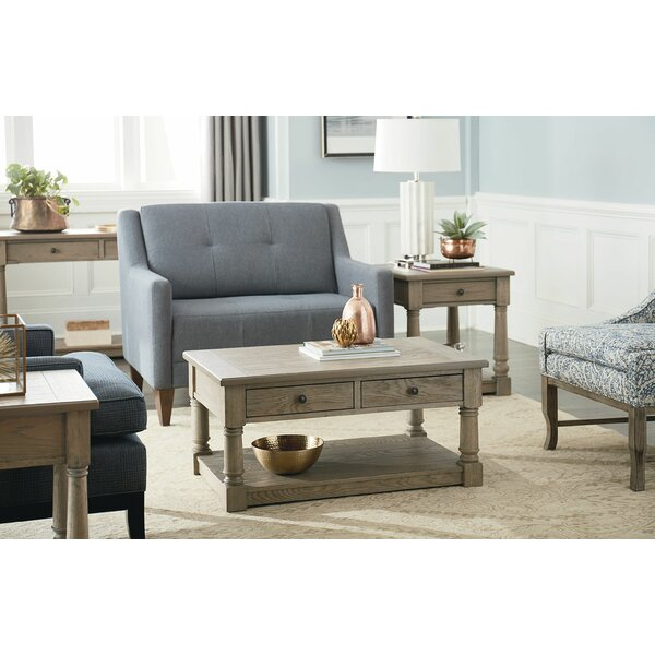 Trixie Coffee Table With Storage By Alcott Hill