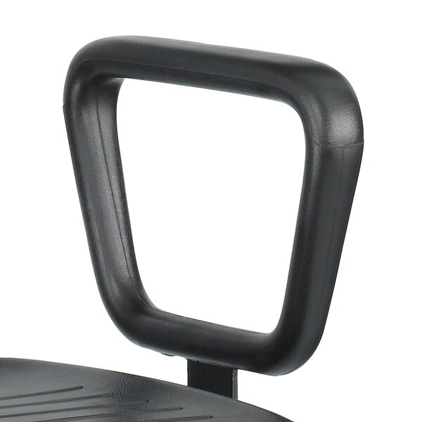 TaskMaster Closed Loop Armrests with Flat Stem by Safco Products Company