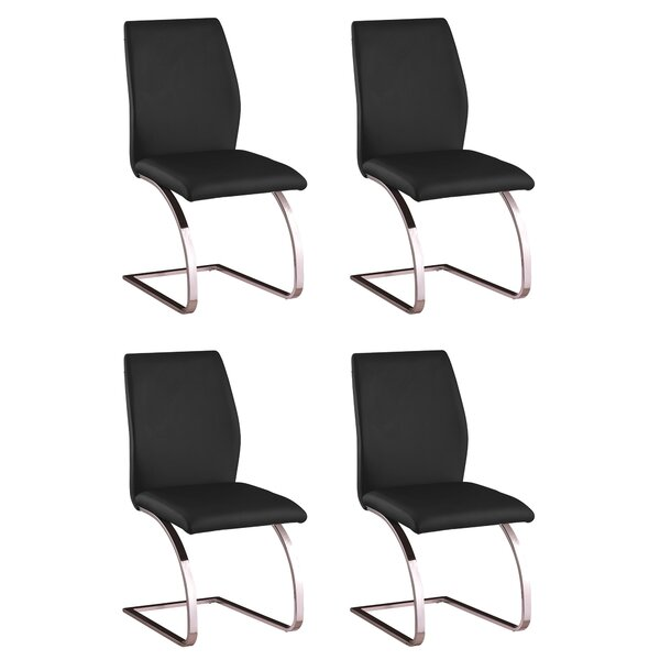 Clouse Parsons Chair (Set of 4) by Orren Ellis