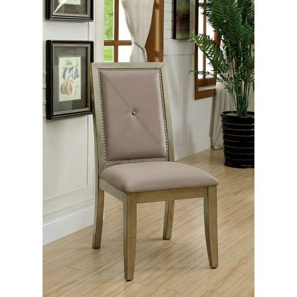 Coronel Upholstered Dining Chair (Set of 2) by Mercer41