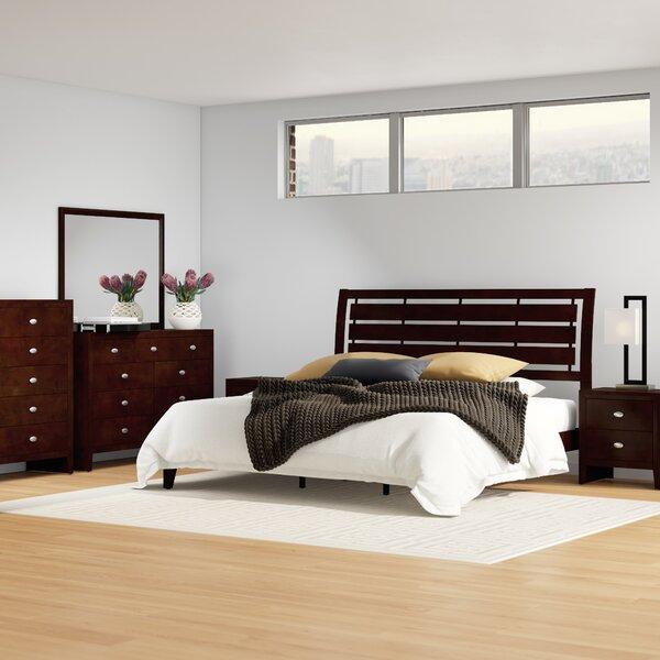 Willenhall Platform 6 Piece Bedroom Set by Ebern Designs