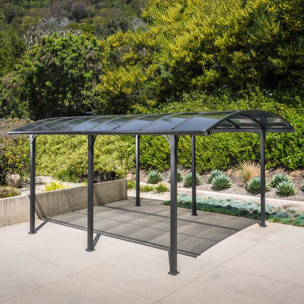 Carport 16 Ft. X 12 Ft. Canopy By Royal Garden.
