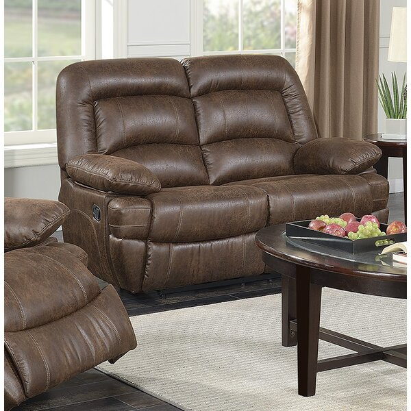 Perfect Shop Isidro Reclining Loveseat New Deals on