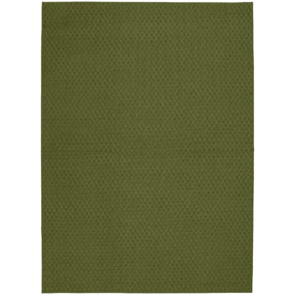 Hornsey Grasshopper Green Area Rug by Zoomie Kids