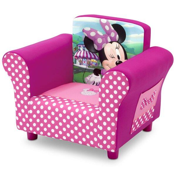 Peachy Minnie Mouse Chair Desk Wayfair Creativecarmelina Interior Chair Design Creativecarmelinacom