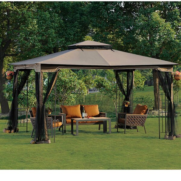Replacement Canopy for Regency II Gazebo by Sunjoy