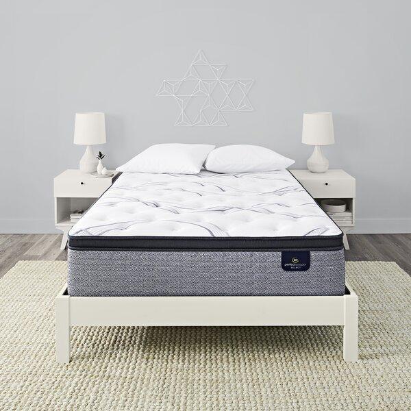 Serta Perfect Sleeper 14.75 inch Trelleburg II Pillow Top Plush Innerspring Mattress by Serta