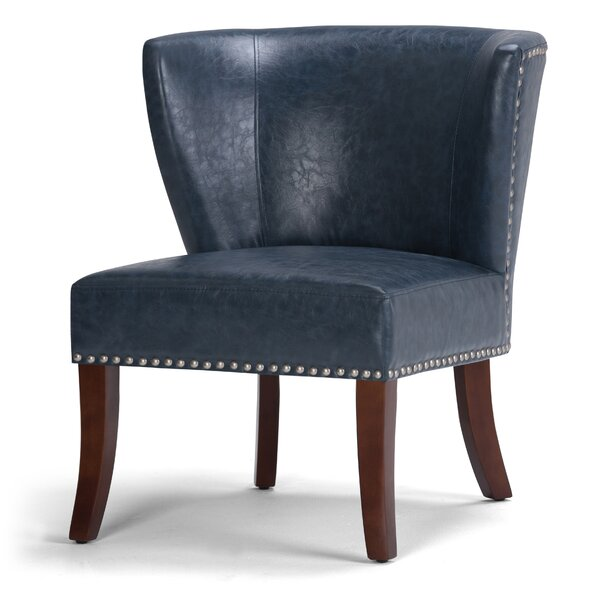 Bustillos Barrel Chair by Charlton Home