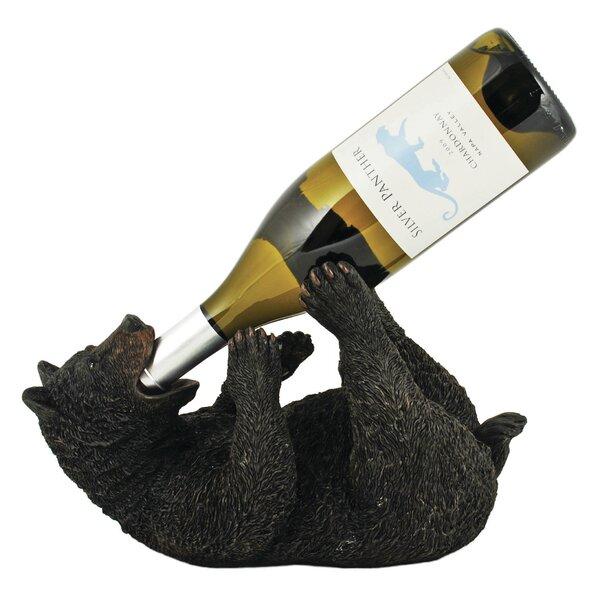 1 Bottle Tabletop Wine Rack [Foster Rye]