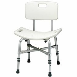 Adjustable Shower Chair by Roscoe Medical