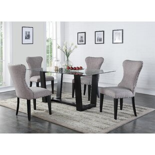 Glass Kitchen U0026 Dining Tables Youu0027ll Love | Wayfair