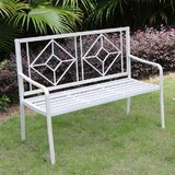 Coastal Metal Outdoor Benches You Ll Love In 2021 Wayfair