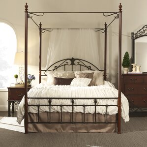 Wedgewood Canopy Bed