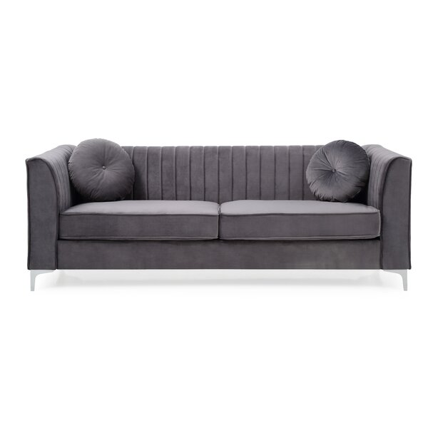 Stay On Trend This Adhafera Sofa by Mercer41 by Mercer41