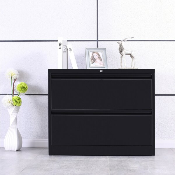 Anfaniola 2-Drawer Lateral Filing Cabinet