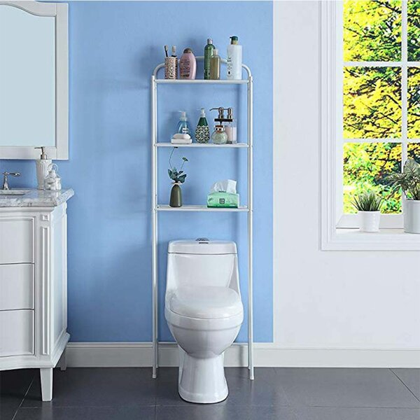 Marielle 19 W x 61.5 H Over the Toilet Storage