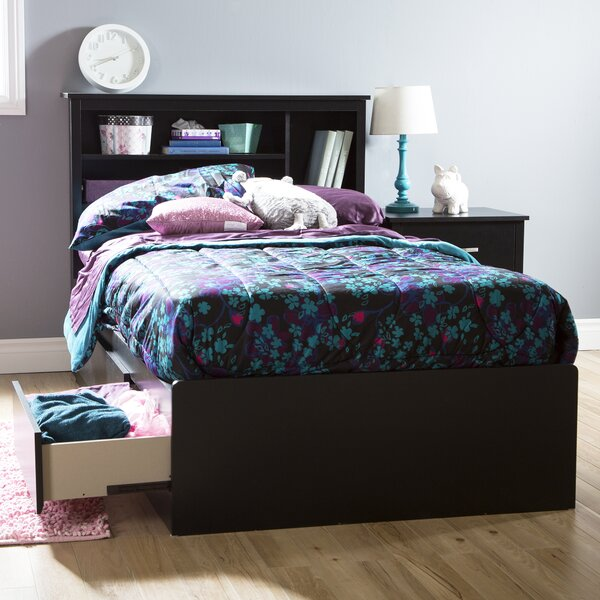 Step One Twin Mate's Bed with Drawers by South Shore