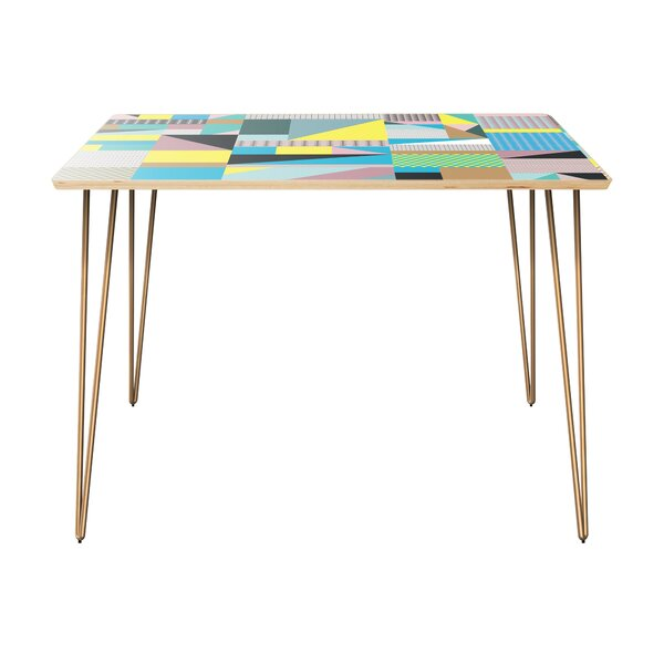 Merkel Dining Table by Wrought Studio
